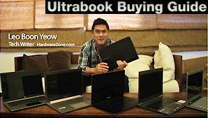 Ultrabooks - All You Need To Know About Them + Buying Tips