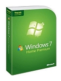 Microsoft Windows 7 Home Premium Upgrade (Box)