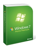 Microsoft Windows 7 Home Premium (Box)