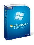 Microsoft Windows 7 Professional Upgrade (Box)