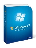 Microsoft Windows 7 Professional (Box)