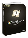 Microsoft Windows 7 Ultimate Upgrade (Box)