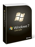 Microsoft Windows 7 Ultimate (Box)