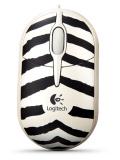 Logitech Zebra Mouse