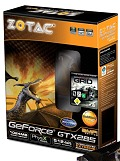 Zotac GeForce GTX 285 AMP! Edition