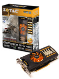 Zotac GeForce GTX 460 AMP! Edition